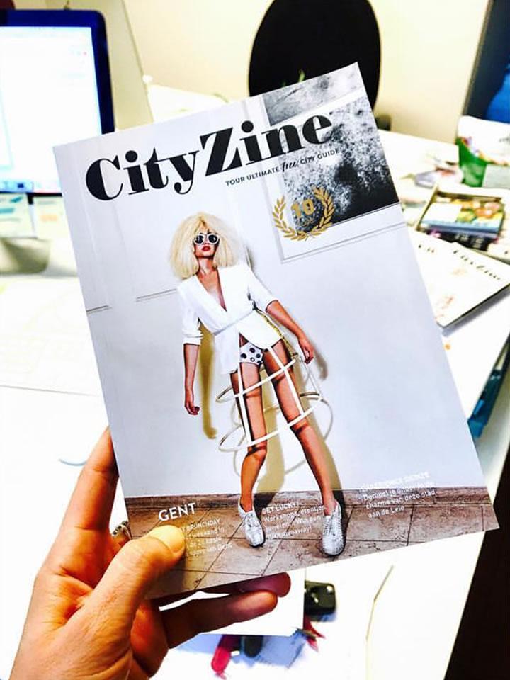 Cityzine client